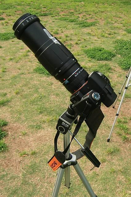 5.21 金環日食を見た!撮った!