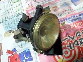 自転車用ダイナモ式ライトを¥200(+α)で白色LED化する。