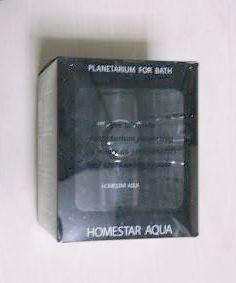 光学式で最安!お手軽プラネタリウム「ホームスターAQUA」を使ってみた。